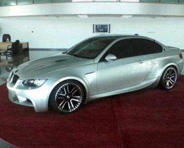 Custom E92 BMW M3 V10