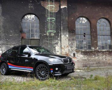 E71 Sportec BMW X6 SP6 X