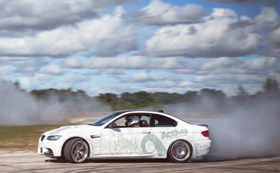 E92 BMW M3 Blitzkrieg by Active Autowerke
