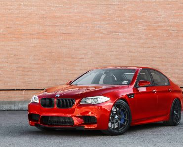 F10 BMW M5 on Modulare
