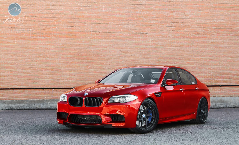 F10 BMW M5 on Modulare