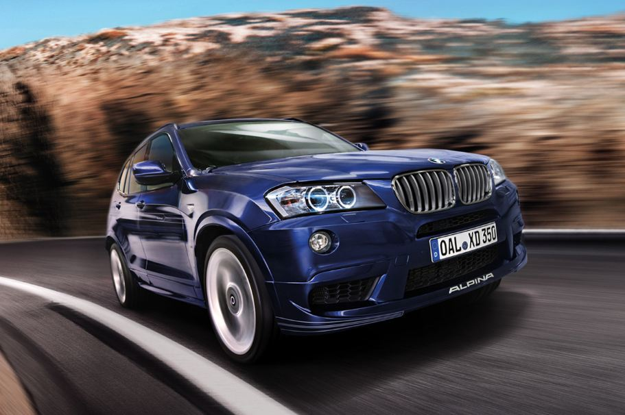 Alpina BMW XD3