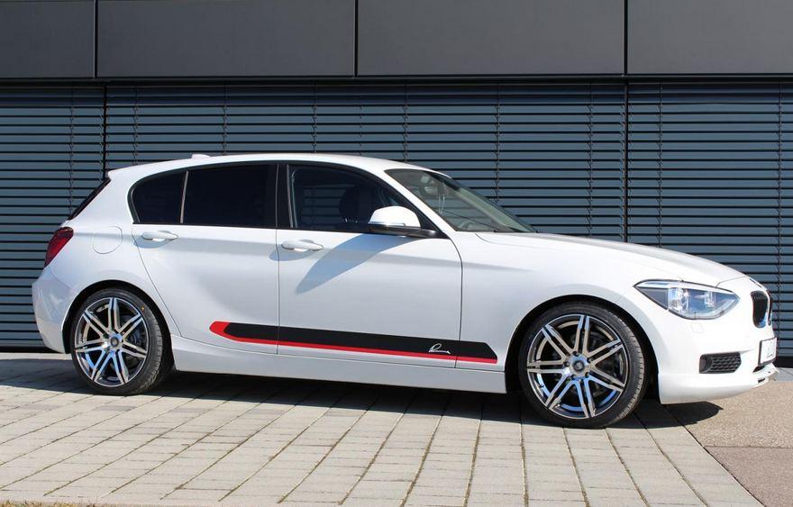 BMW 1-Series F20 by Lumma Design