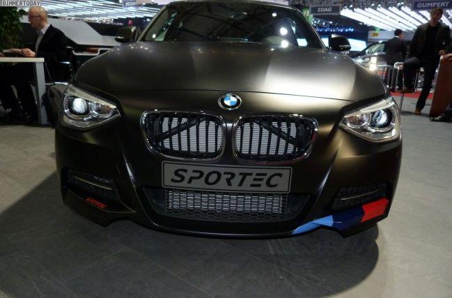BMW M135i Sportec