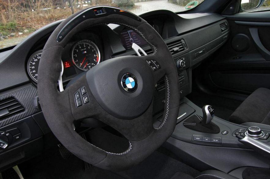 E92 BMW M3 by Leib Engineering Interior