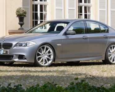 Hartge BMW 550i xDrive