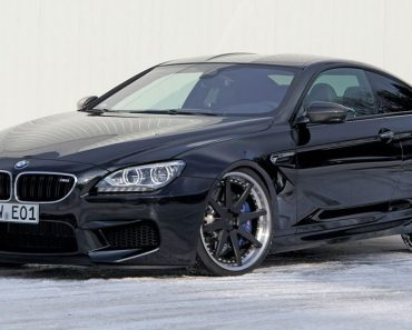 Manhart BMW M6 F12