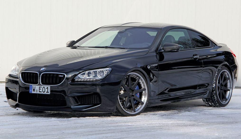 Manhart BMW M6 F12