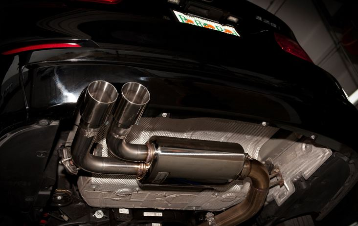 Active Autowerke Exhaust 80mm