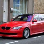 E60 BMW B5 Touring by Alpina