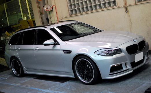 F11 BMW M5 Touring by Studie