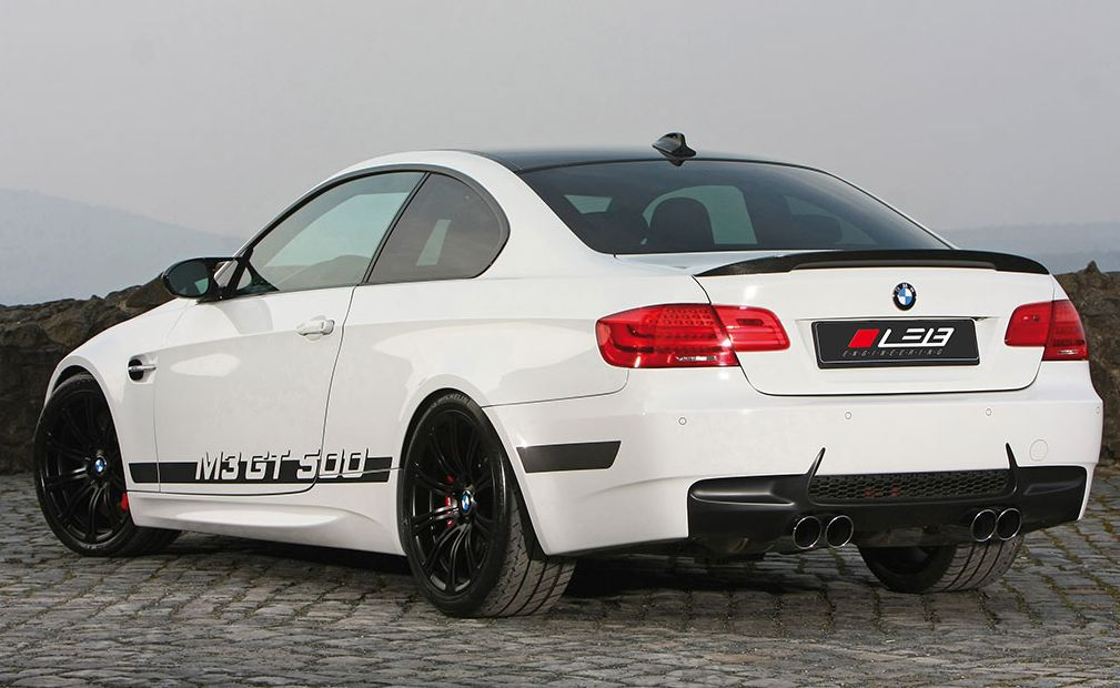 Leib Engineering E92 BMW M3 GT500