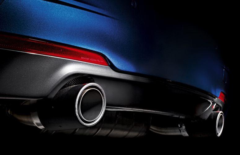 Akrapovic Exhaust for F30 BMW 335i