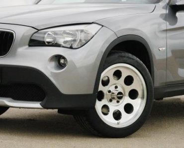 Delta4x4 wheels for BMW X1