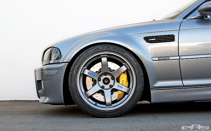 E46 BMW M3 by EAS