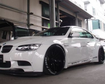 E92 BMW M3 Body Kit by LB Performance