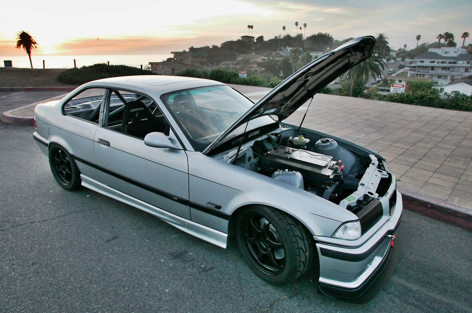 EV West E36 BMW M3 Electric