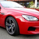Imola Red BMW M6
