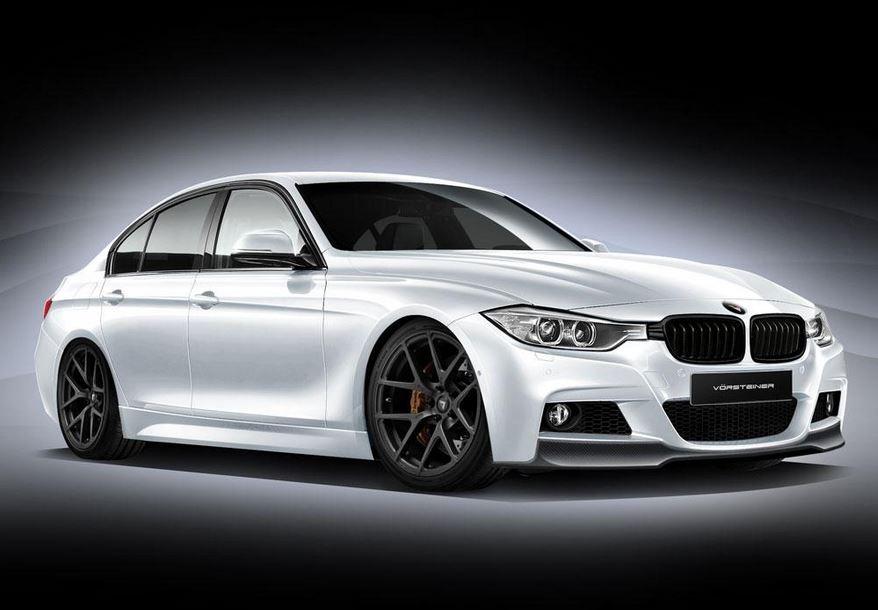 BMW 3 Series by Vorsteiner