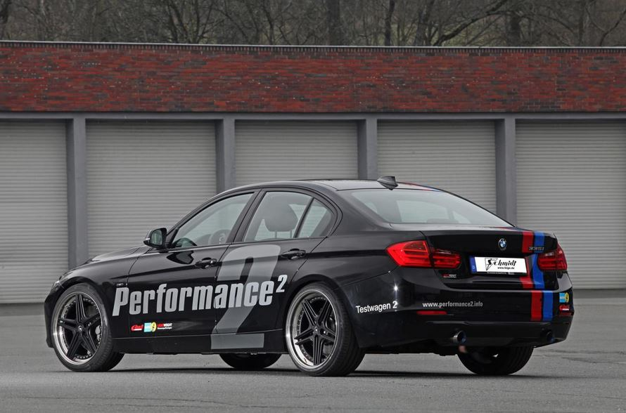 F30 BMW 335i by Schmidt Revolution
