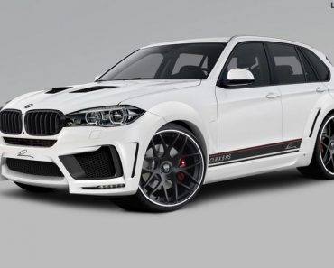 2014 BMW X5 by Lumma Design