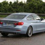 Alpina B4 F32 BMW Spy Shot