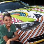 BMW 1 Series Art Car