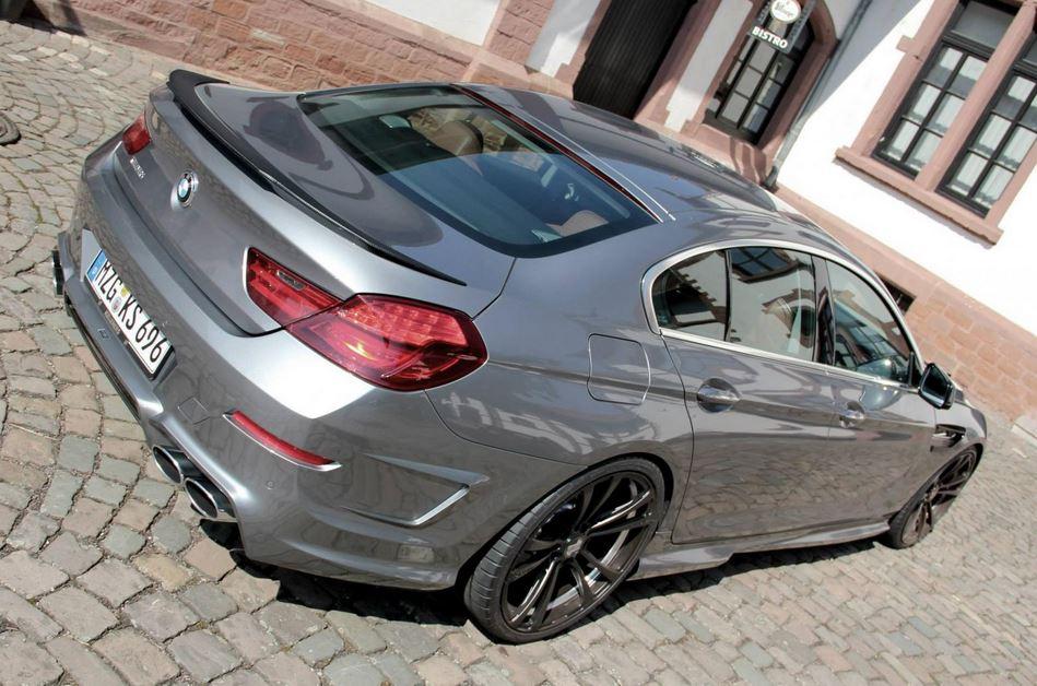 BMW 6 Series GranCoupe by Kelleners