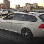 E91 BMW M3 Touring Conversion