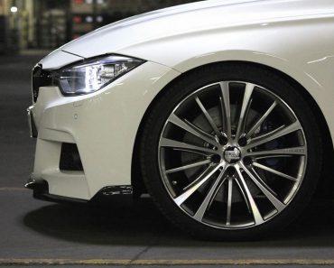 F30 BMW 3 Series M Sport by Kelleners