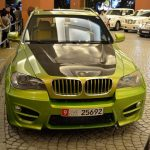 BMW X5 by Lumma Design