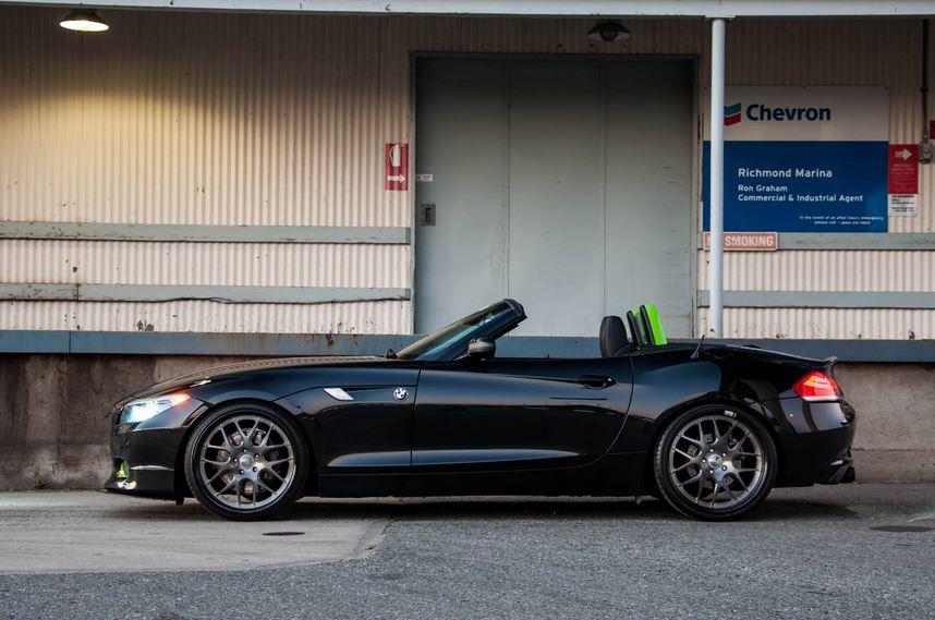 BMW Z4 Project Slingshot
