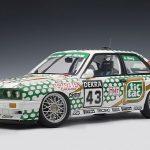 E30 BMW M3 diecast by AutoArt