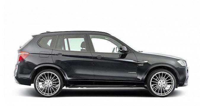 F25 BMW X3 by Hamann