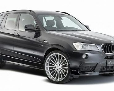 F25 BMW X3 by Hamann