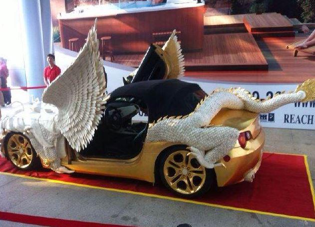 Dragon BMW Z4
