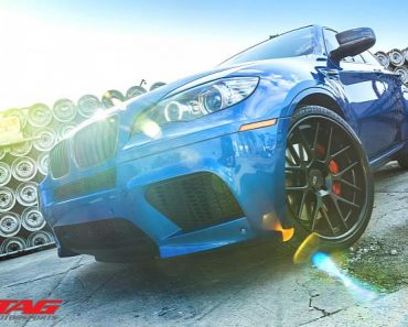E71 BMW X6 M by TAG Motorsports