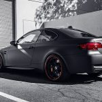E92 BMW M3 with RSV Wheels