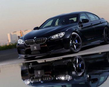 F06 BMW M6 by 3D Design