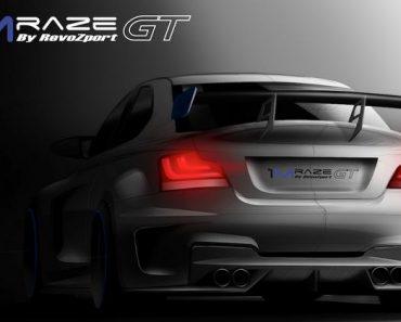 Raze GT BMW 1M