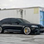 Black Sapphire F10 BMW M5