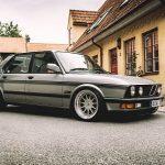 E28 BMW 535i by Hartge