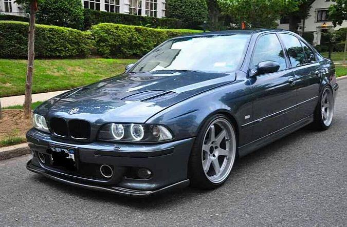E39 BMW M5 with Supra engine
