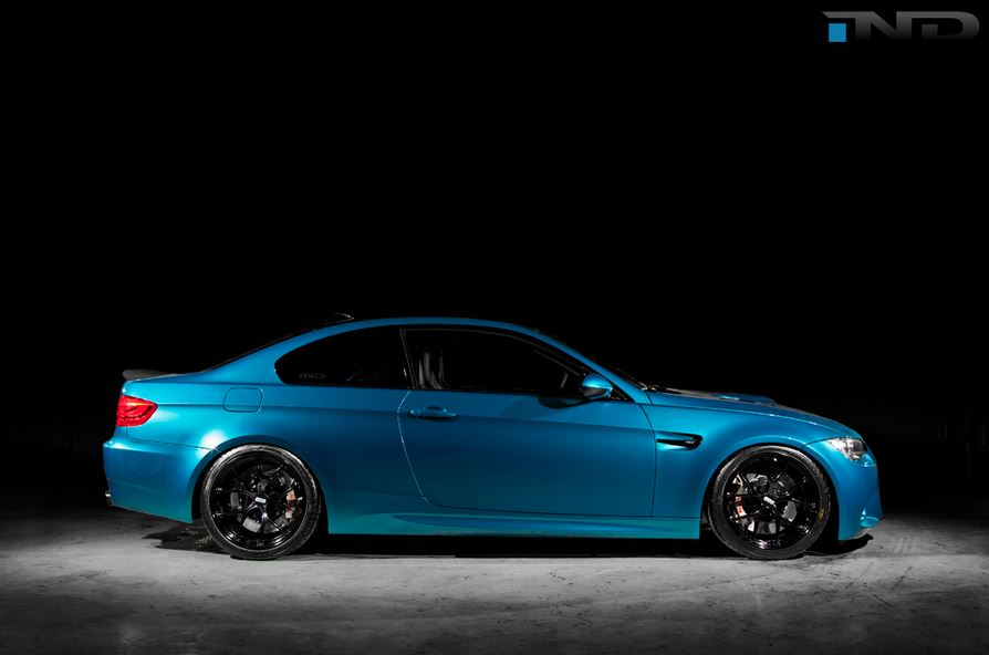 E92 BMW M3 by IND