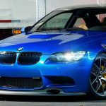 E92 BMW M3 by Mode Carbon