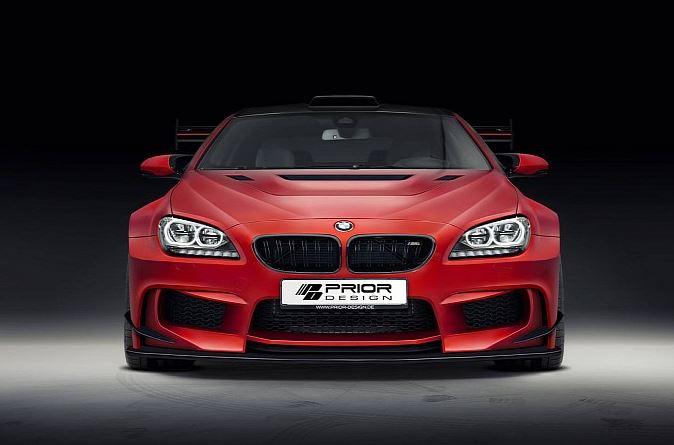 F13 BMW M6 body kit