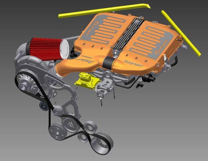 G-Power V10 kit