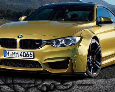 Tuned F82 BMW M4