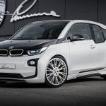 BMW i3 by Lumma Design