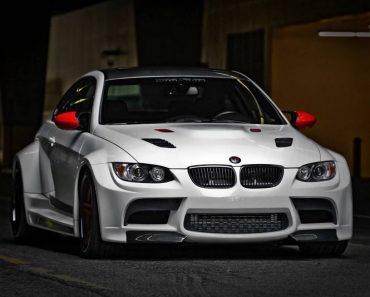 E92 BMW M3 GTRS3 by Vorsteiner